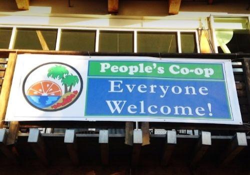Ocean Beach People's Organic Food Market