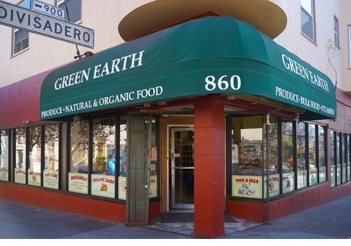 Green Earth Natural Foods