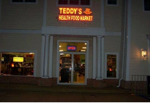 Teddy's Health Food Market