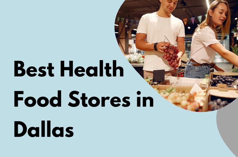 health food stores in dallas