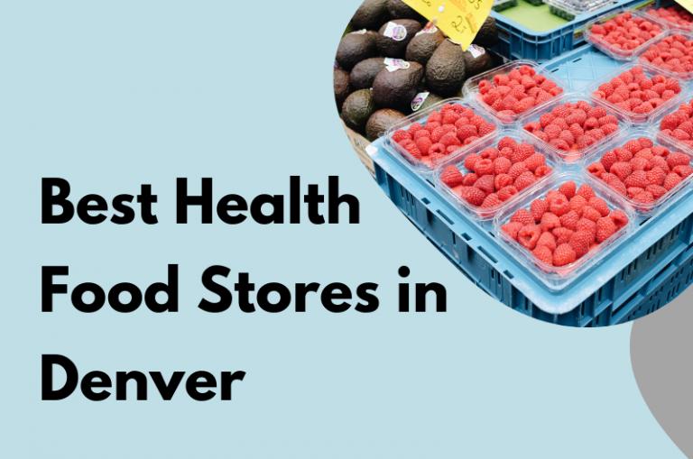 health food stores in denver