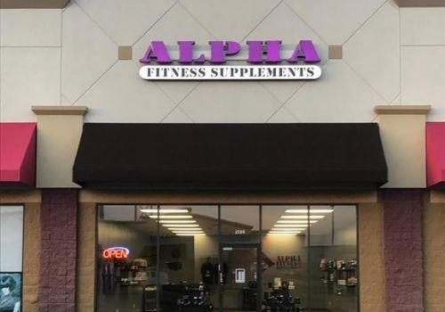 Alpha Fitness Supplements
