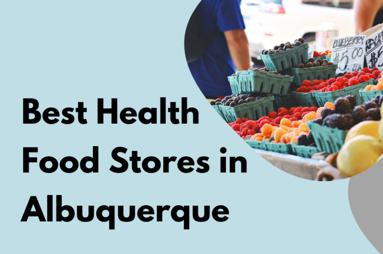 Best Health Food Stores in Albuquerque